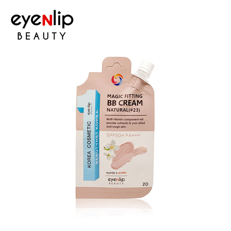 매직 핏팅 비비크림 #23 Natural 20g [스파우트 파우치]Magic Fitting BB Cream#23 Natural 20g [SPOUT POUCH]