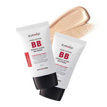 퓨어코튼 퍼펙트 커버 비비 크림 (SPF50+/PA+++) 30ml 2칼라Pure Cotton Perfect Cover BB Cream (SPF50+/PA+++) 30ml 2 Color